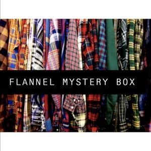 4-5 flannel mystery box 🍁